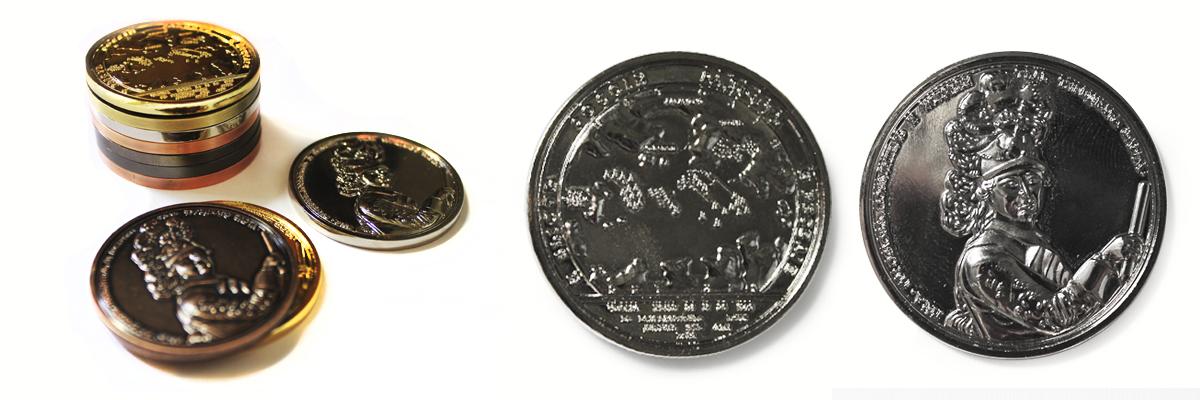 Промо-сувенирная медаль