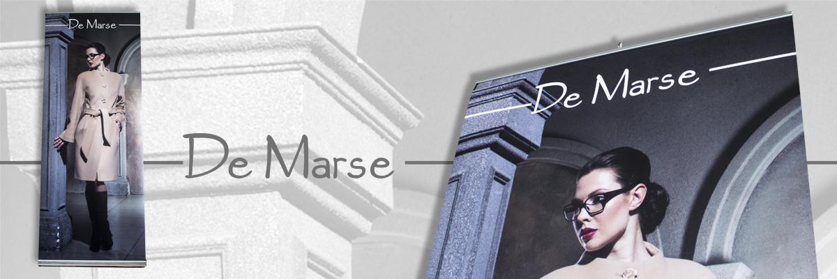 Roll-up стенд на De Marse выставке CPM-2014