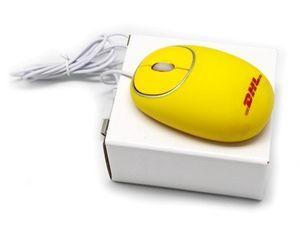 Сувенирная мышь антистрессс с логотипом