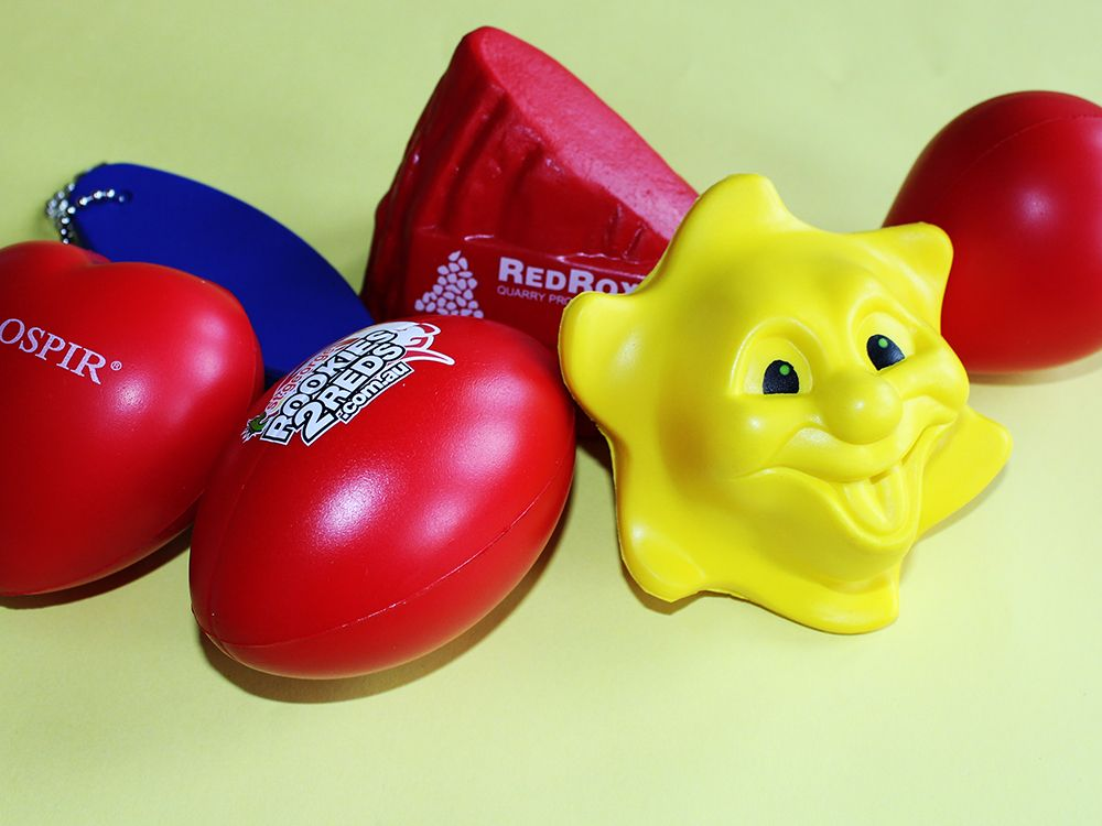 Игрушки антистресс - идеальный бизнес-сувенир