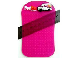 Противоскользящий промо-коврик для автомобиля FedEx