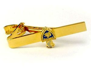 Сувенирный зажим для галстука