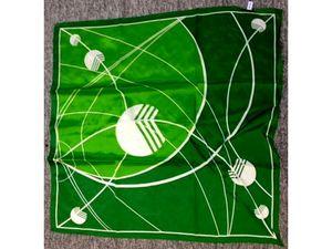 Корпоративный шейный платок Сбербанк