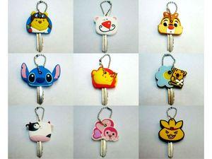 Брелоки для ключей сувенирные