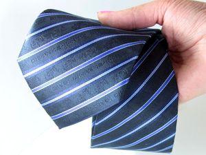 Стильный корпоративный галстук