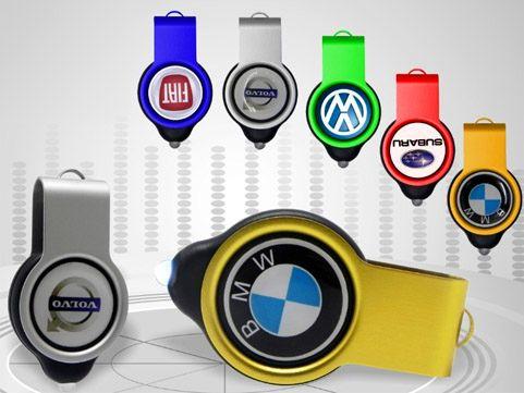 Яркие сувенирные usb-флешки от авторизованного автодилера
